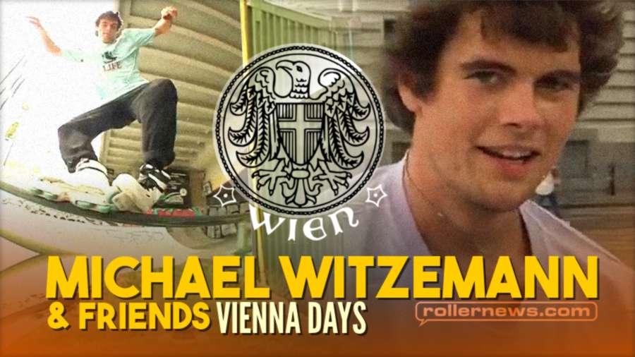 Michael Witzemann - 8/10 - Vienna Days With Friends (2021)