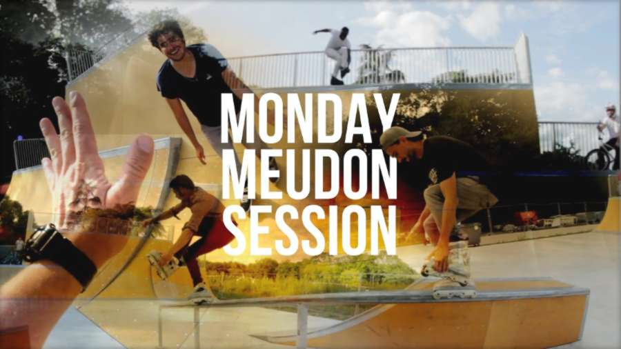 Monday Meudon Session Vol.1 (suburbs of Paris, France) by Thibaut Vankemmel (2021)