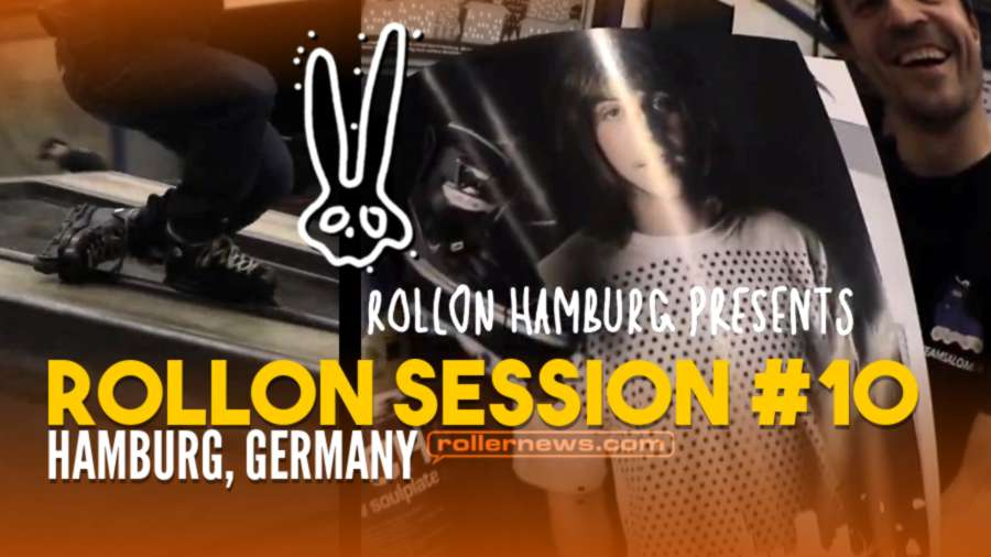 Rollon Session 10 @ Ipunkt Skateland (Hamburg, Germany) - 2021 Edit by Tebbe Siems
