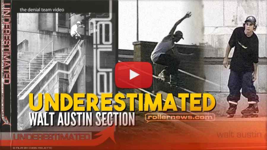 Castle Crew Skates With the Legend Walt Austin (2021)