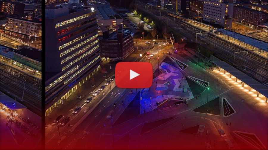 Bas Berghuis & Joery van de Pol - Quick Hits at Skatepark Hengelo (The Netherlands) WLFG x DSA (2021)
