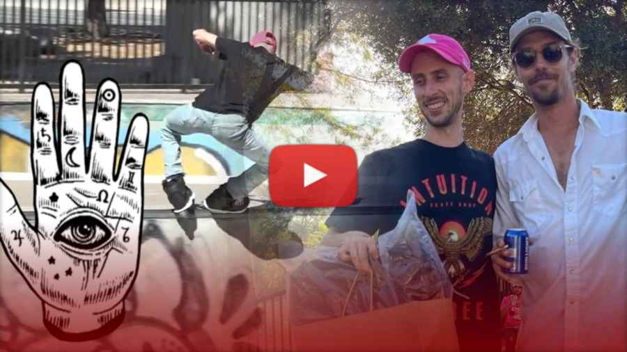 Rollerblading Gold Comp 2021 - Intuition Edit by Cody Norman. With Chad Hornish, Korey Waikiki & more!