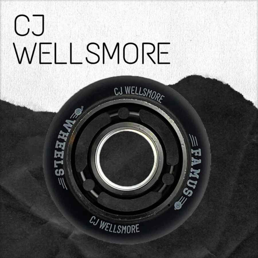 Famus Wheels - Cj Wellsmore Pro Model (September 2021)