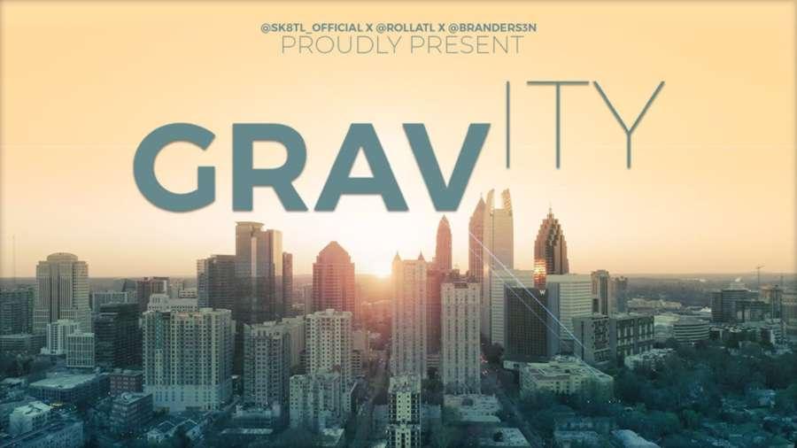 Gravity (Atlanta, 2021) by Brandon Andersen