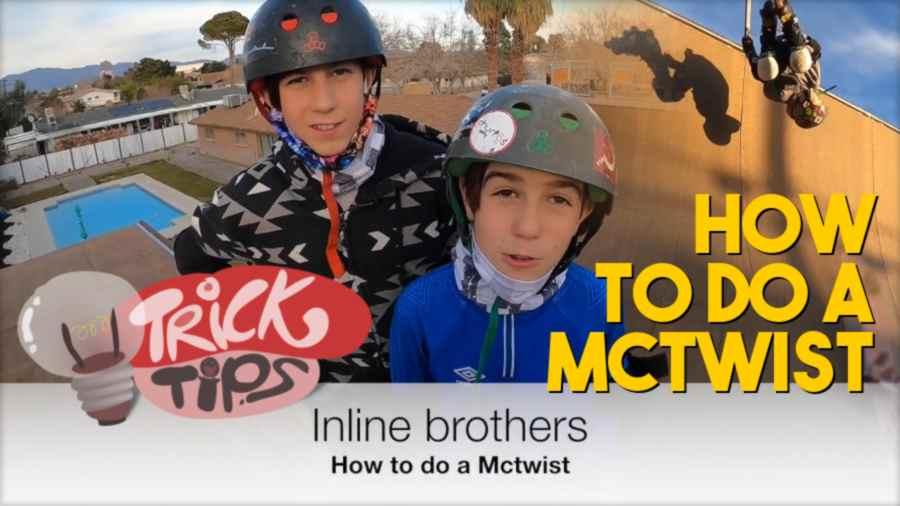 Trick Tips: How to Do a Mctwist with Zack & Alex de Campo