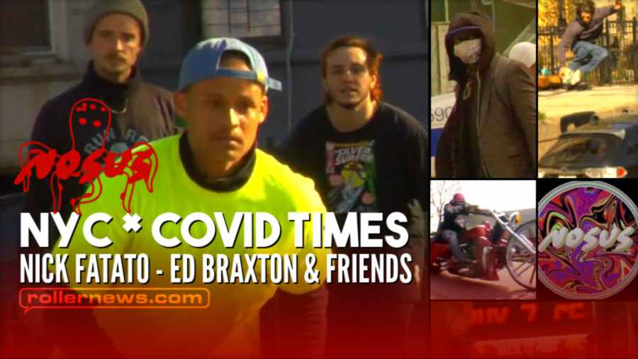 Nosus x NYC: Covid Times + One Night in Midtown (2021) with Nick Fatato, Edward Braxton & Friends