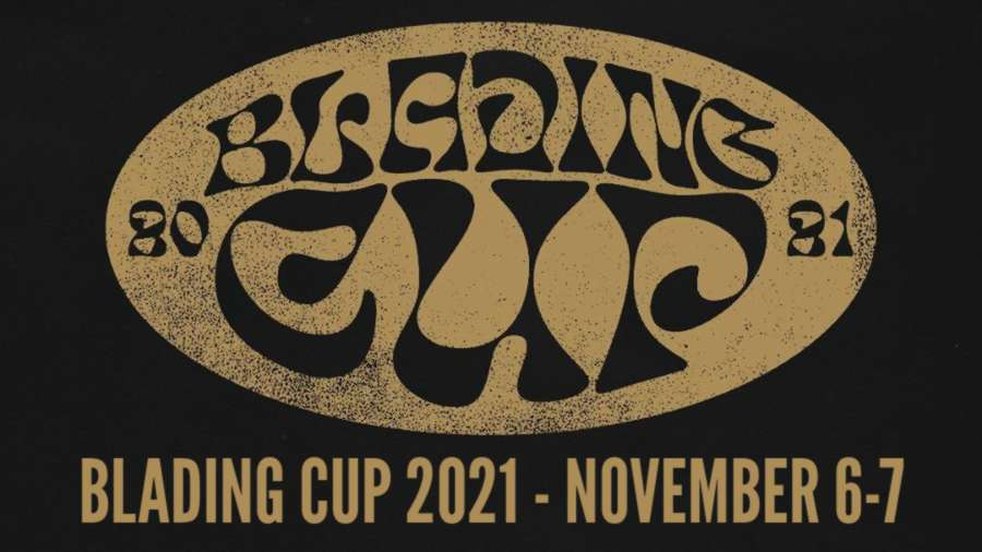Blading Cup 2021 - East End Downtown Santa Ana - Flyer