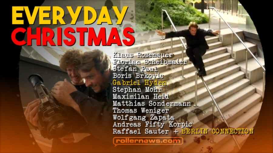 Everyday Christmas by Stephan Mohr - Austria x Germany with Gabriel Hyden & Friends