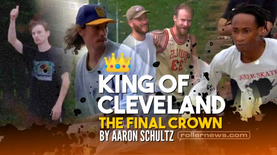 King of Cleveland 2021 by Aaron Schultz