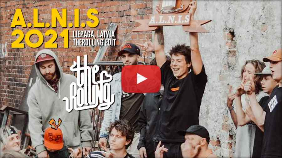 A.L.N.I.S 2021 (Latvia) - Therolling Edit by Martins Jansons