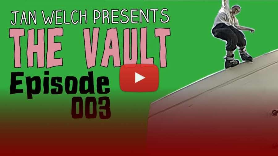 The Vault with Jan Welch - Featuring Chris Haffey, Jon Elliott, Jeff Stockwell, Derek Henderson, Nick Wood - Episode 3