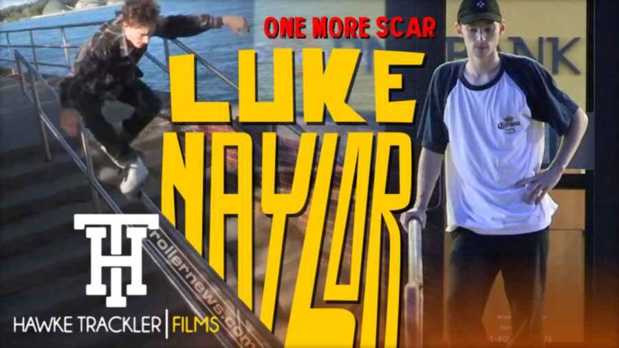 Luke Naylor - One More Scar (2021) by Hawke Trackler