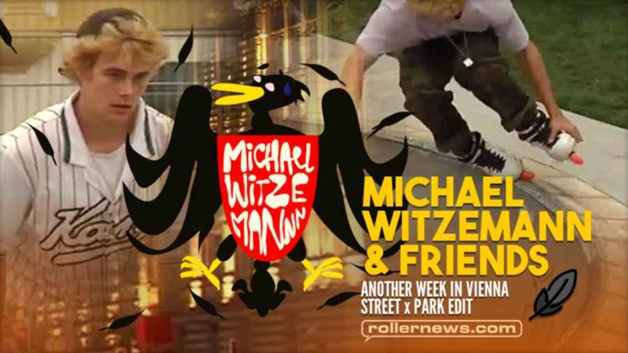 Michael Witzemann - 9/10 - Another Week in Vienna (Austria, 2021) with Marius Gaile, Fabian Gaile, Gabriel Hyden & Friends