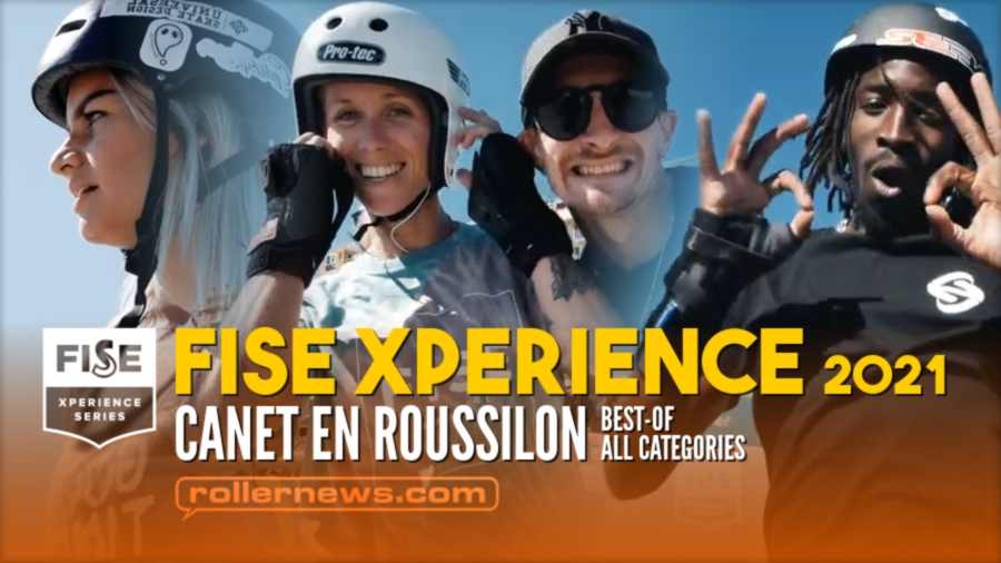 Fise Xperience Canet en Roussillon 2021 - Best-of (all categories)