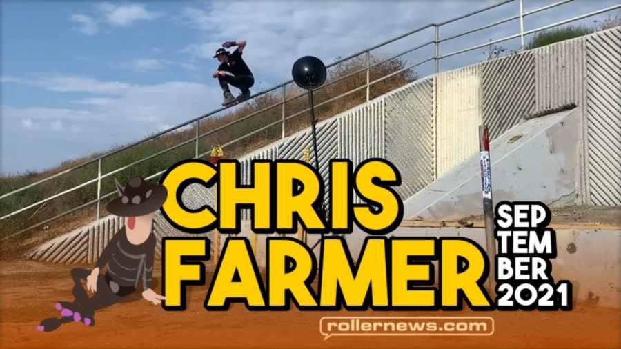 Chris Farmer - September 2021