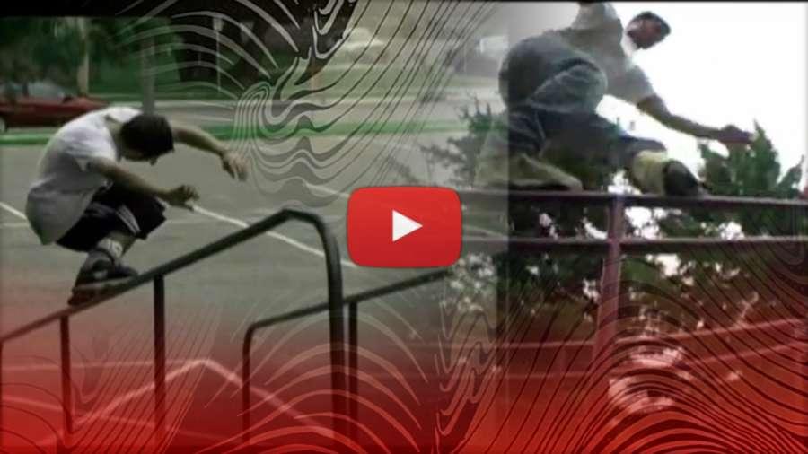 Flashback: The Birdz and the Beez (2007) by Dan Knapmiller - Full Skate Video