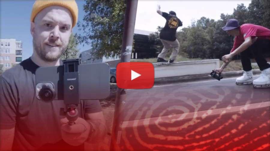 Olderblading - 400 Subs Street Edit (2021) with Justin Riley, Dylan Hop & Friends