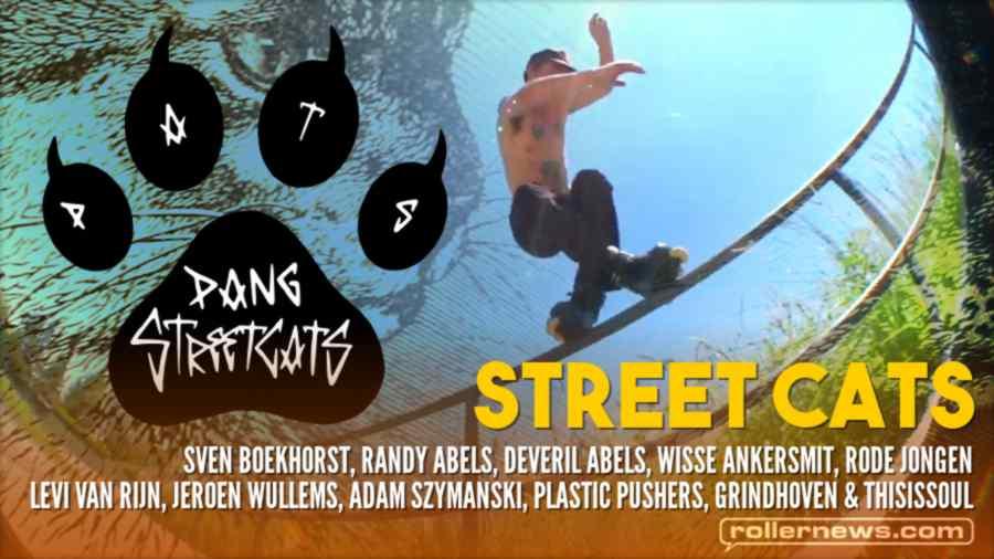 Patspang - Street Cats (2021) with Sven Boekhorst, Randy Abel & Friends