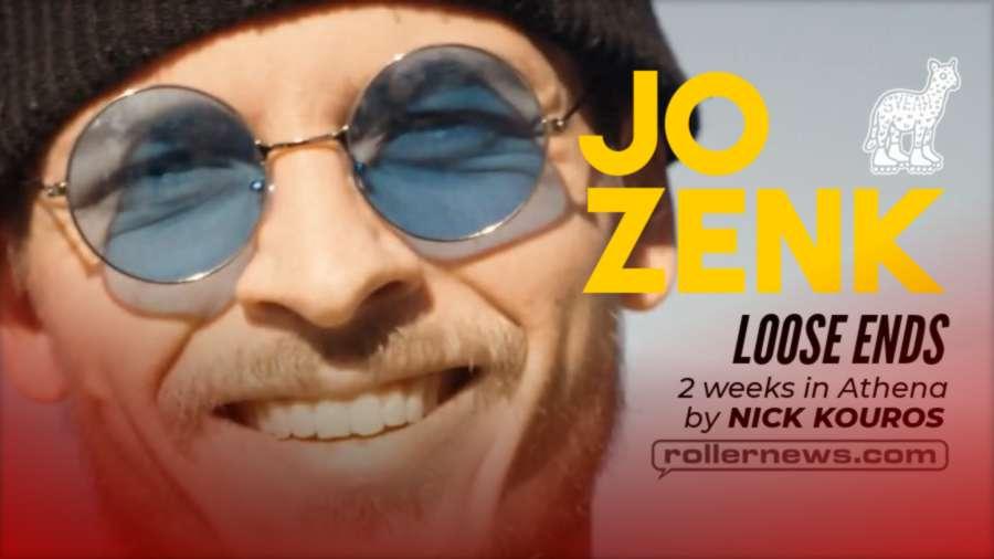 Jo Zenk - Loose Ends (2021) by Nick Kouros