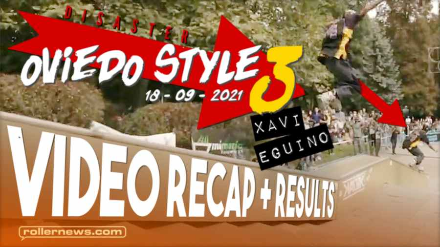 Oviedo Style 2021 (Spain) - 3rd Edition - Video + Results