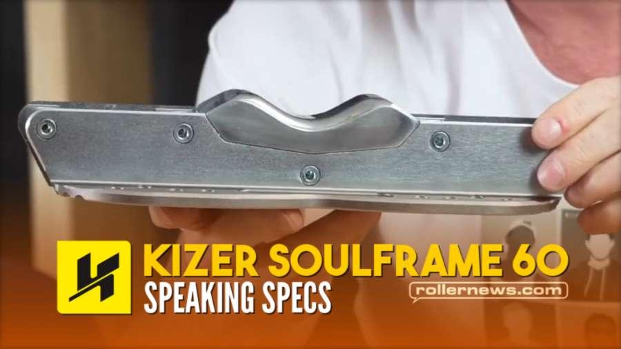 Kizer Soulframe 60 - Speaking Specs with Eugen Enin