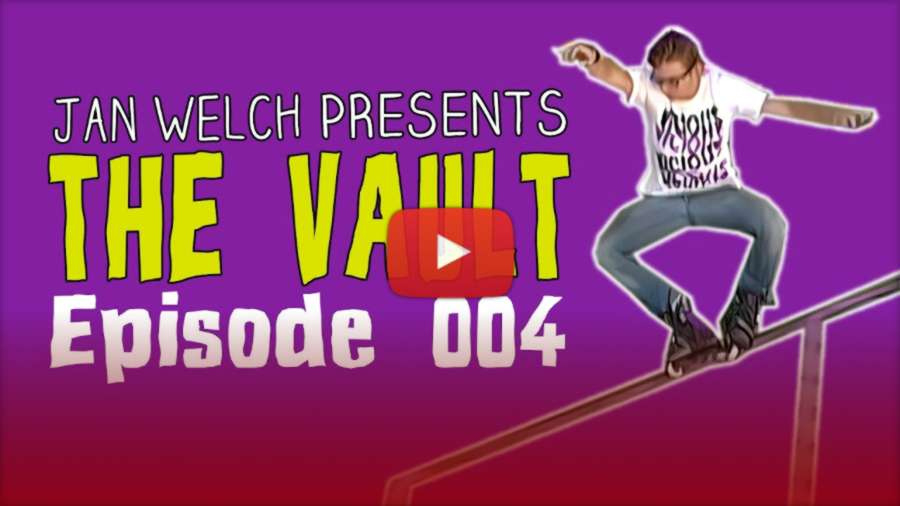 The Vault with Jan Welch - Ep.04 - Vicious Tour - Jeff Stockwell, Chris Cheshire & more