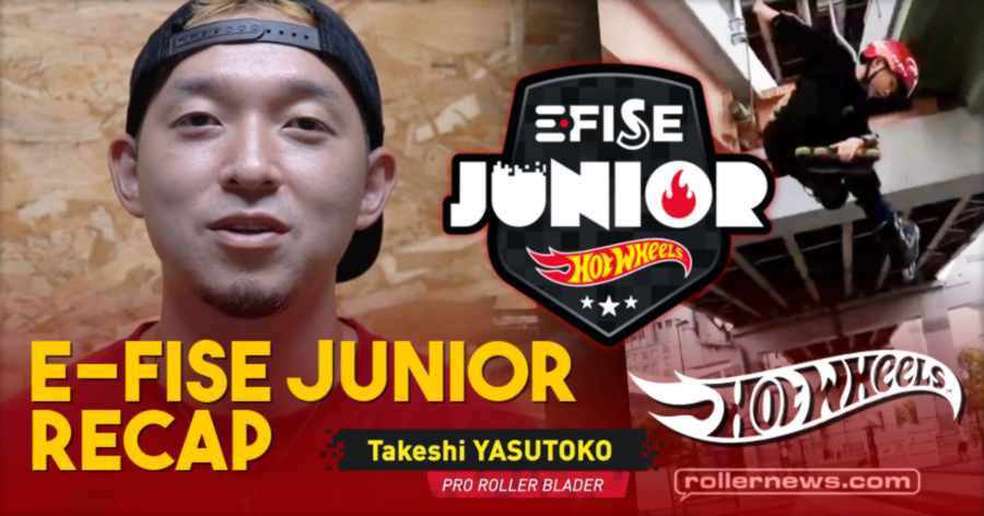 E-Fise Junior 2021 - Documentary with Eito Yasutoko, Danilo Senna & more