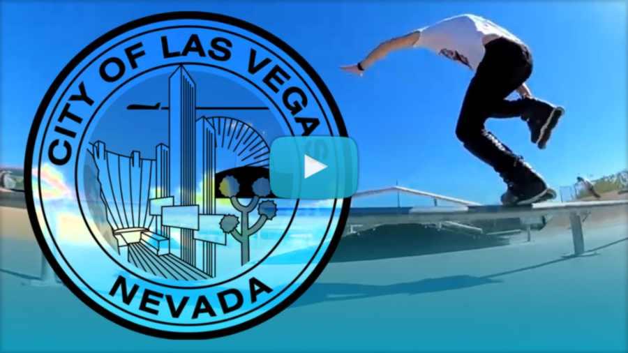 Sunny Morning Park Session with Iain Mcleod - Las Vegas (Nevada, 2021)