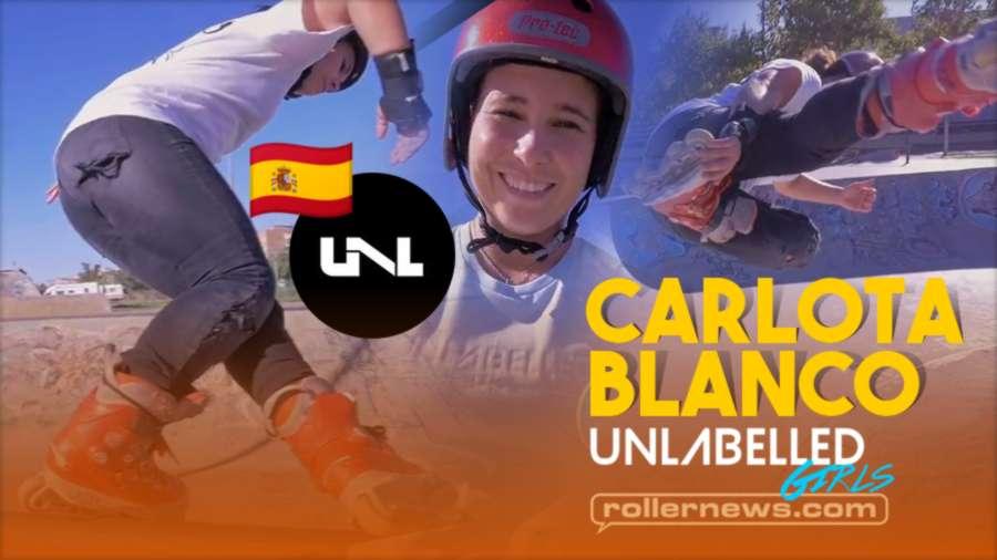 Carlota Blanco (Barcelona, Spain) - Unlabelled Park Edit (2021)