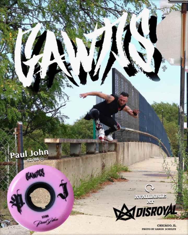 Paul John - Gawds PJ 4 - Pro Wheel Promo (2021)