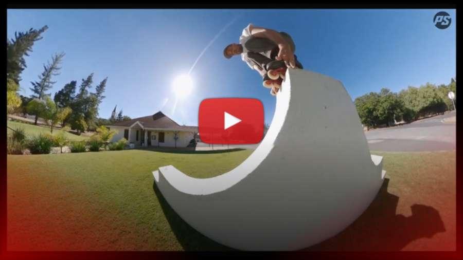 Greg Fraser - Big Wheels, Next Red Black Edit (2021)
