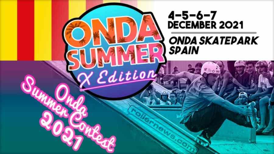 Onda Summer X (2021, Spain) - 10th Edition - Teaser