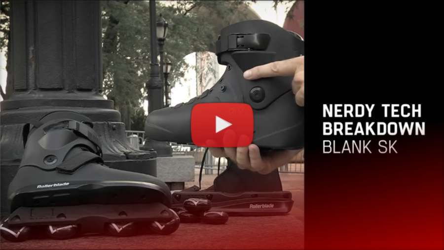 Nerdy Tech Breakdown of Blank Sk Beta Skates by Tom Hyser (2021)
