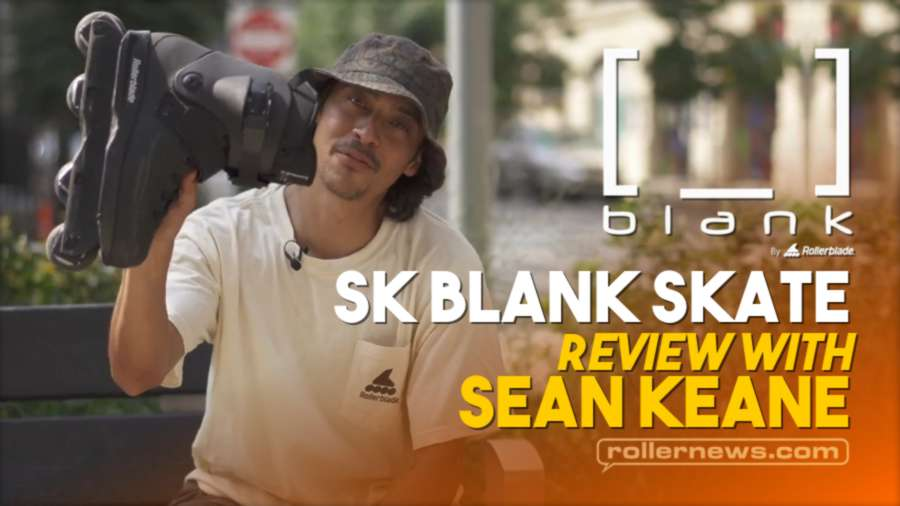 Sk Blank Skate Review With Sean Keane (2021)