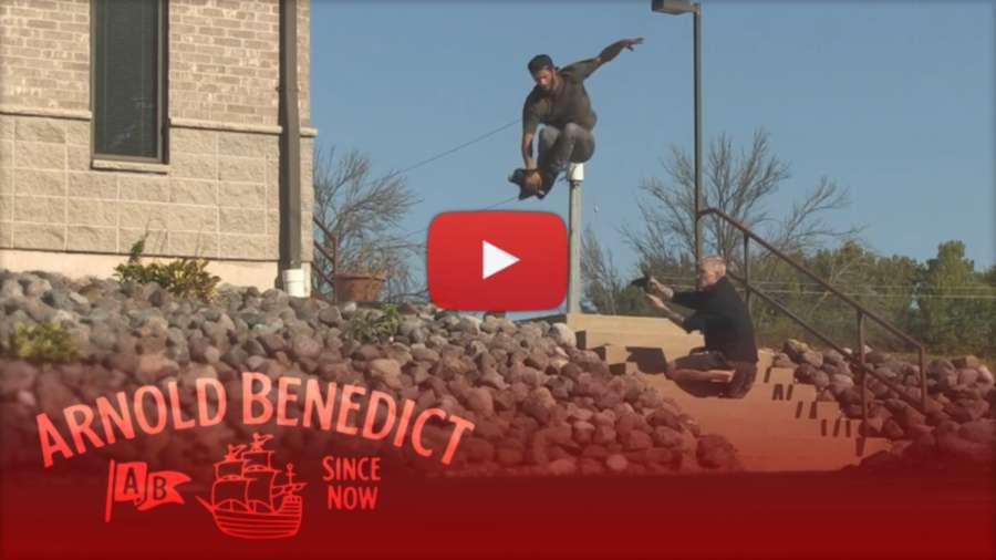 Blake Herlache - 2021 Street Edit by Logan Smith