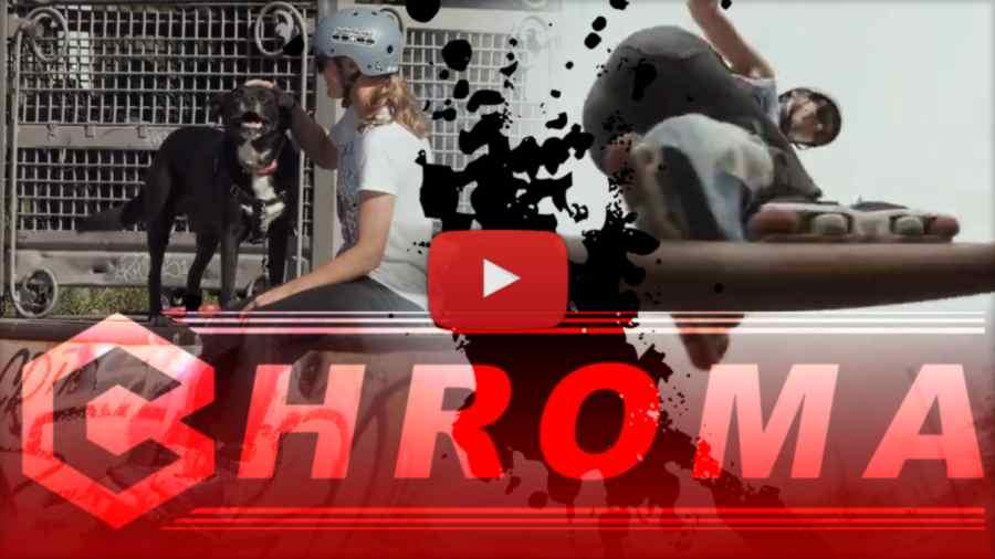 Chynna Weierstall - Chroma Wheels, Promo Edit by Al Dolega (2021)