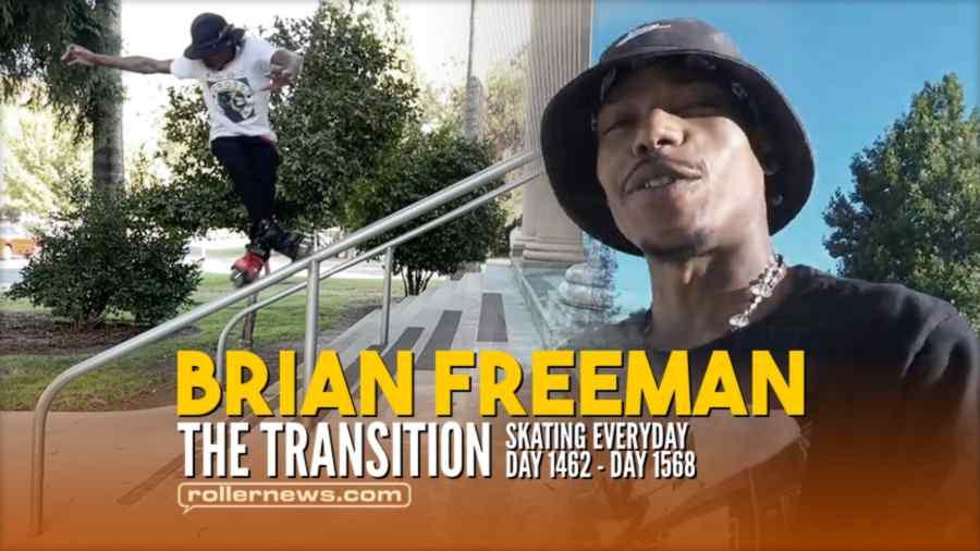 Brian Freeman - The Transition (2021)