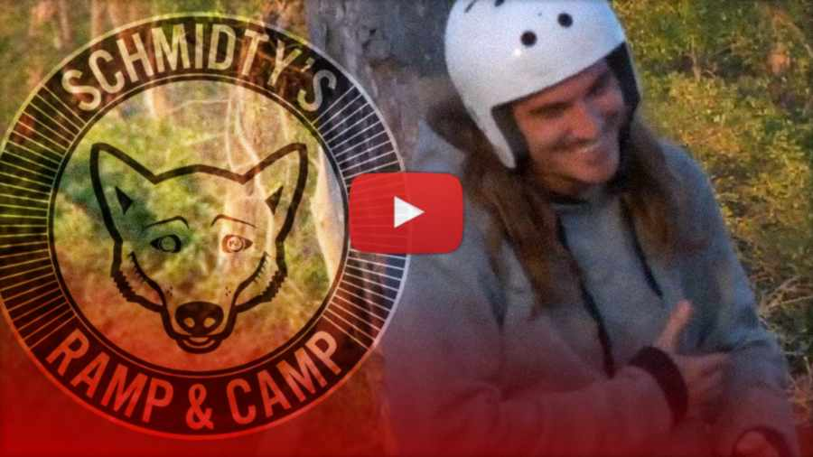 Schmidty's Ramp And Camp Fall 2021 - Raw Clips by Aaron Schultz