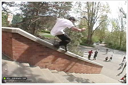 jeremy townsend, skating