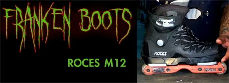 Custom Roces M12
