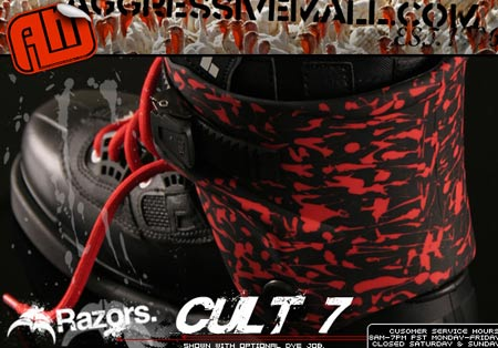 Razors Cult 7