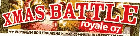 X-Mas Battle Royale 2007