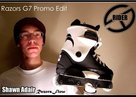 Razors G7 promo edit