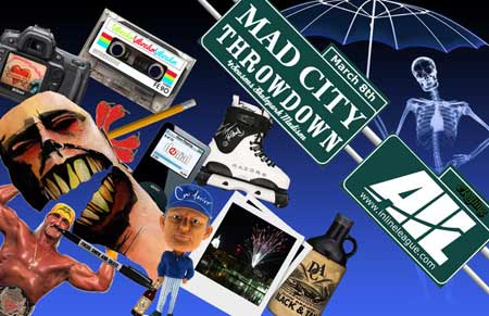 Mad City Throw Down