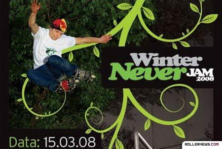 never winter
