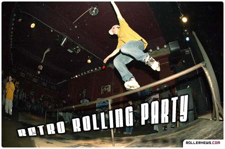 Retro Rolling Party