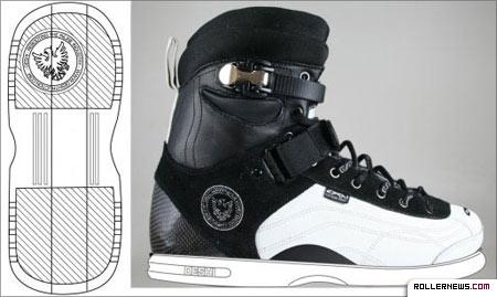 deshi skates prototypes