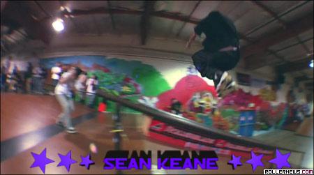 barn burner: Sean Keane