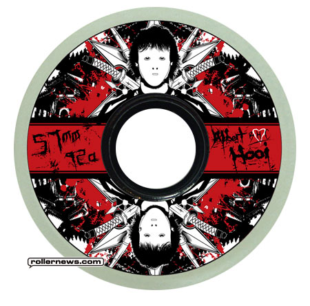 bhc wheels: albert hooi