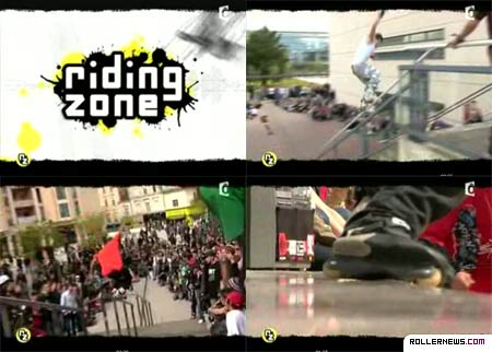 Riding Zone - Bling Bling Contest 2